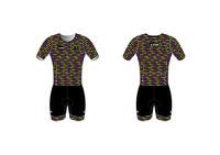 Atlas Short Sleeve Tri Suit