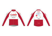 Canon Medical Long Sleeve Cycling Jersey