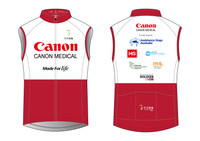 Canon Medical Cycling Wind Vest