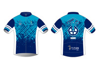 Crank Up Short Sleeve Cycling Jersey
