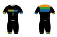 Freedom Short Sleeve Tri TEMPO Club kit