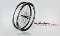 50/38mm Alloy Carbon Series Rims (Clincher)