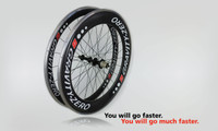 85/50mm Alloy Carbon Series Rims (Clincher)