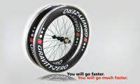 85/85mm Alloy Carbon Series Rims (Clincher)