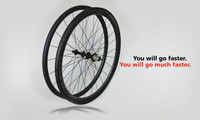 45/30mm Wide Series Rims (Wide) (Clincher)