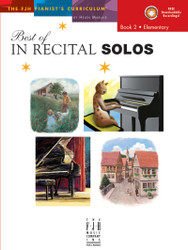 Best of In Recital Solos, Book 2