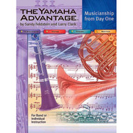 The Yamaha Advantage - Book 1 (Alto Sax)