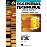 Essential Technique 2000: Percussion (Essential Elements Method)