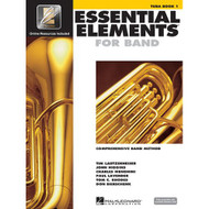 Essential Elements for Band - Book 1 with EEi: Tuba in C (B.C.) (Essential El..