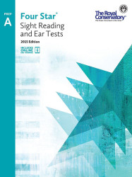 4S0A - Royal Conservatory Four Star Sight Reading and Ear Tests Level Prep A ..