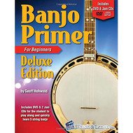 Banjo Primer Deluxe Edition Book/DVD/2 Jam CDs