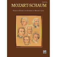 Mozart-Schaum / Book 1 by Mozart, Wolfgang Amadeu