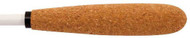 King David 12-Inch White Tip Tapered Cork Handle (12W-TCK)