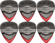 Dava Rock Control Delrin 6 Picks (1303)