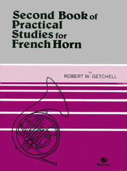 Second Book of Practical Studies for French Horn