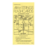 All For Strings - Theory Workbook 1 Flashcards by Gerald E Anderson and Robert S. Frost