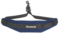 Neotech Soft Sax® Strap Regular Navy Swivel Hook (1903162)