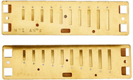 Lee Oskar Reed Plates Natural Minor E