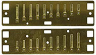 Lee Oskar Major Diatonic - Reedplates Db (1910RPDB)