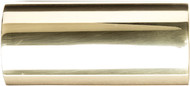 Dunlop 224 Brass Slide, Heavy Wall Thickness, Large