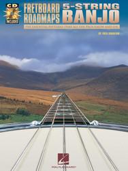 Fretboard Roadmaps: 5-String Banjo