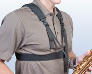 Neotech Sax Practice Harness™ (2501512) In Use