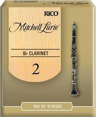 Mitchell Lurie Bb Clarinet Reeds 2.0 10-pack