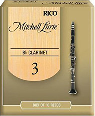Mitchell Lurie Bb Clarinet Reeds 3.0 10-pack