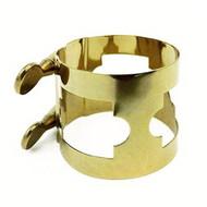 American Plating Ligature Baritone Sax Gold (337G)