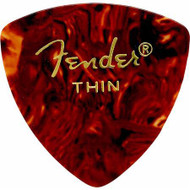 Fender® 346 Classic Celluloid 72-Pack Shell Thin