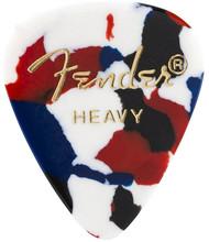 Fender® 351 Shape Classic 12-Pack Confetti Heavy