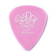 Dunlop Delrin 500 0.46mm 72-Pack (41R46) Front View