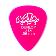 Dunlop Delrin 500 0.96mm 72-Pack (41R96) Front View