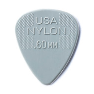 Dunlop Nylon 0.60mm 72-Pack (44R60) Front View