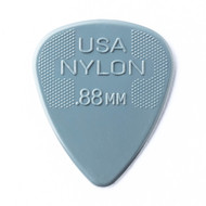 Dunlop Nylon 0.88mm 72-Pack (44R88) Front View