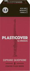 Rico Plasticover Soprano Sax Reeds 2.5 5-pack (5P2.5)