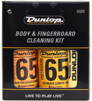Jim Dunlop 6503 Dun Body & Fingerbrd Cln Kit