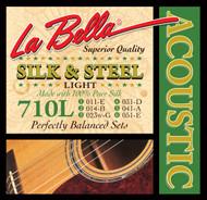 LaBella Silk & Steel 11-51 Light (710L)