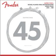 Fender Nickel-Plated Steel Roundwound Bass 45-105 Medium (7250M)