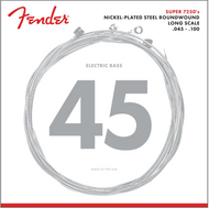 Fender Nickel-Plated Steel Roundwound Bass 45-100 Long Scale (7250ML)