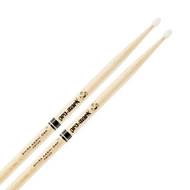 Promark PW7AN Japanese Shira Kashi White Oak 7A Nylon tip drumstick