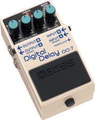 Boss Delay Effect Pedal 1