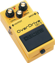 Boss Overdrive Effect Pedal OD-3