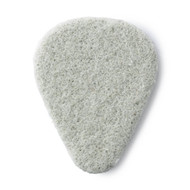 Dunlop Felt Picks 12-Pack (8012) Front View