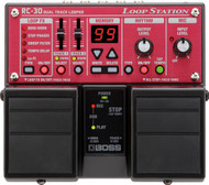 Boss Loop Station Effect Pedal RC-30