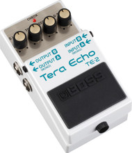 Boss Tera Echo Effect Pedal