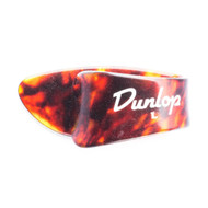 Dunlop Thumbpicks Plastic Shell Large 12-Pack (9023R) Front View