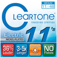 Cleartone Electric .011-.048 Medium Strings