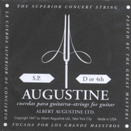 "Augustine ""Gold"" Classical Guitar String - D or 4th"