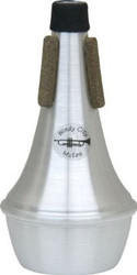 Windy City All-Aluminum Trumpet Straight Mute (AASTM)